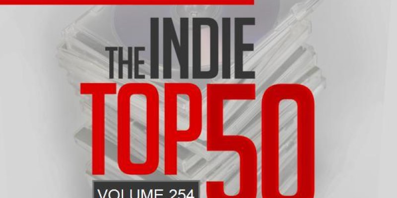 Nate Dizzy featured on Coast2Coast Presents: The Indie Top 50 Vol. 254