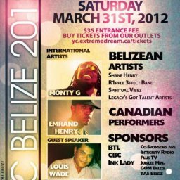 BELIZE EVENT